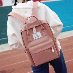Waterproof Backpack : SKU: Package Dimensions : x x inches ( Length / Width / Height ) Cute Backpacks For School, Cute School Bags, Girl Backpacks, Lace Backpack, Canvas Backpack, Backpack Bags, Leather Backpack, Bags For Teens, Girls Bags