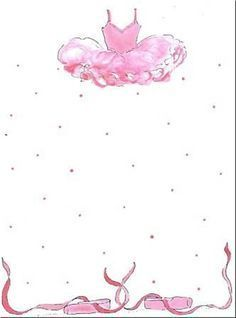 Ballet Tutu party invite- too sweet! Ballerina Birthday Parties, Barbie Birthday, Christmas Tags Printable, Ballet Illustration, Girl Birthday Decorations, Tutu Party, Balerina, Little Girl Birthday, Flower Invitation