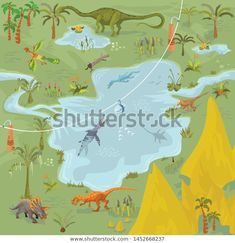 Find Dinosaurs Adventure Theme Park Fantasy Map stock images in HD and millions of other royalty-free stock photos, illustrations and vectors in the Shutterstock collection. Thousands of new, high-quality pictures added every day. Fantasy Map, Dinosaurs, Create Yourself, Vectors, Royalty Free Stock Photos, Scene, Illustrations, Adventure, Park