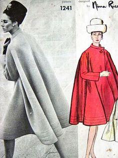 Vogue 1241 by Nina Ricci