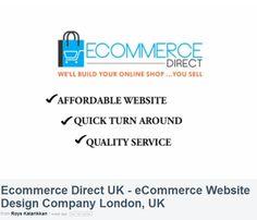 Ecommerce - eCommerce Website Design Company