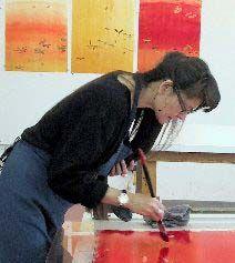 Emmi Whitehorse- native american art unit