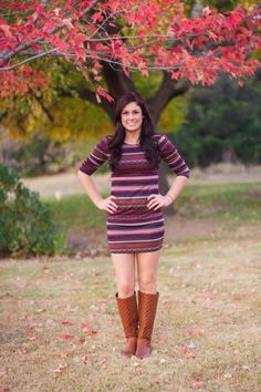 """""""Share The Love"""" Sweater Dress from Hyde Boutique!"""