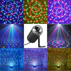 Mini Projector DJ Disco KTV Light Stage R&G Party Laser Lighting Show Plug Black - http://musical-instruments.goshoppins.com/stage-lighting-effects/mini-projector-dj-disco-ktv-light-stage-rg-party-laser-lighting-show-plug-black/