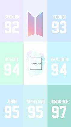 (BTS)Bulletproof BoyScouts /Bangtan Sonyeondan New wallpaper and som… Random Foto Bts, Bts Photo, Bts Lockscreen, Bts Name, Bts Pictures, Photos, Bts Lyric, Album Bts, Bts Backgrounds