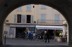 Chez Felix, Antibes by nicnac1000, via Flickr