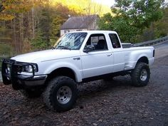 1994 ford ranger 3 inch body lift - Google Search