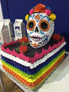 Día de Muerto. Mexipan 2016
