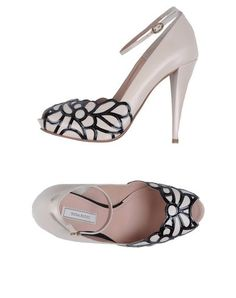 bb4613d824b I found this great NINA RICCI Pump for  257 on yoox.com. Click on the image  above to get a code for Free Standard Shipping on your next order.  yoox  252