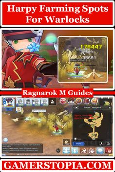 Mechanical Heart Ragnarok Mobile : mechanical, heart, ragnarok, mobile, Ragnarok, Eternal, Ideas, Mobile,, Love,, Farming, Guide