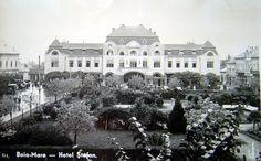 Baia Mare – Hotelul Stefan - interbelica