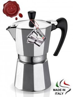 GAT :: Le caffettiere w silicone gasket #want!