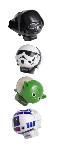 The Force Is Strong With the Newest Lip Smacker Tsum Tsum Balms