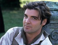 A younger Mr. Bates.... Be still my heart.
