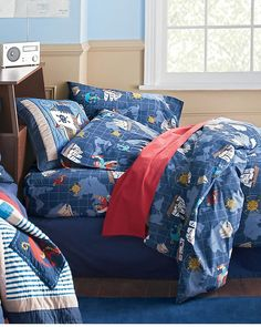 Pirate Bedding Collection