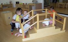 Searching for Montessori-style Infant Staircase — Good Questions | Apartment Therapy