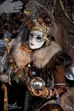 Autumn King - Venice Carnival