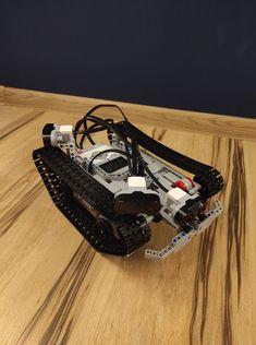 Projekt został wykonany w ramach kursu MECHATRONIKA prowadzonego na Akademii Górniczo-Hutniczej im. Stanisława Staszica w Krakowie. Robot, Projects, Log Projects, Blue Prints, Robots