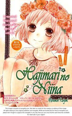 Hajimari no Niina 1 at MangaFox.me
