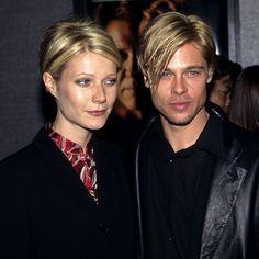 Brad Pitt y Gwyneth Paltrow, 1997