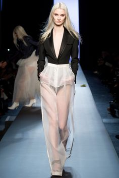 Jean Paul Gaultier Spring 2015 Couture Fashion Show