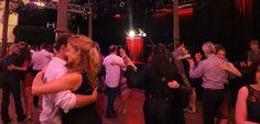 Milonga at schlachthof, Munich … with DJ Damian Boggio