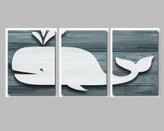 Items similar to Orca Whale Wall Art Killer Whale Wall Decor Wooden Whale Decor Wood Whale Sign Rustic Beach House Decor Whale Watching Pacific Ocean Decor on Etsy Playroom Wall Decor, Nautical Bathroom Decor, Coastal Decor, Shabby Chic Beach, Shabby Chic Wall Decor, Airplane Wall Art, Navy Blue Decor, Whale Decor, Whale Nursery