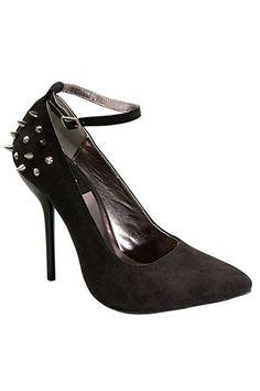 Zara pump in black