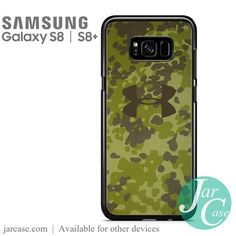 Under Armour Camo 7 Phone Case for Samsung Galaxy S8 & S8 Plus