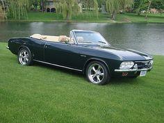 65 corvair | 1965 Chevrolet Corvair Corsa For Sale Mason City, Iowa