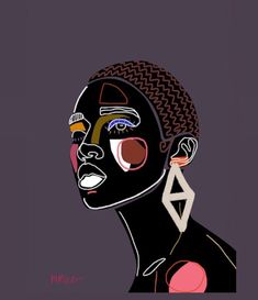 387 Likes, 7 Comments - Mafalda Kunst Inspo, Art Inspo, Art And Illustration, Illustrations, Art Sketches, Art Drawings, Kunst Portfolio, Dark Rose, Afrique Art