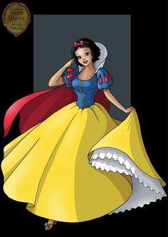 Snow White -- artist: nightwing1975