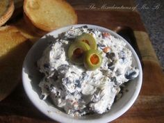 Olive Dip on Pinterest | Portuguese Recipes, Chipped Beef ...