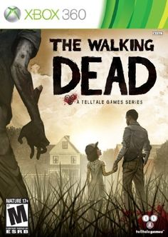 The Walking Dead – Telltale Games pretty cool game. i own it
