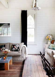 Rural NSW Home · E... The Design Files