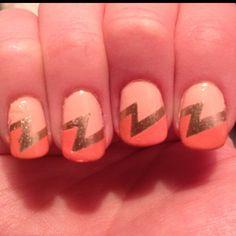 My mani I did last night/today!