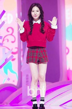 Netizens are shocked by photo revealing Red Velvet Wendy's true height
