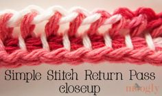 Get Started with Tunisian Crochet! Video Tutorial on Moogly