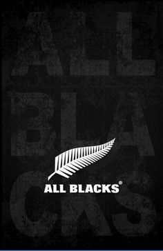 New Zealand's All Blacks Rugby team! Rugby Wallpaper, Black Wallpaper, Iphone Wallpaper, Pastel Wallpaper, All Blacks Rugby Team, Nz All Blacks, Rugby Sport, The Great White, Rugby World Cup