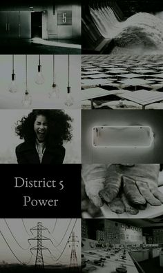 The Hunger Games Aesthetics: District 5