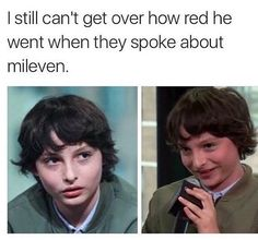 "Fotos,Memes y Mileven ""Stranger Things"" - Stranger Things Have Happened, Stranger Things Funny, Stranger Things Netflix, Stranger Quotes, Disney Channel, Saints Memes, Stranger Danger, Def Not, Fandoms"