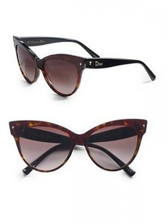 Cat's Eye Sunglasses-DIOR