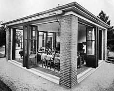 The Architecture of Early Childhood: Open-air schools in Europe