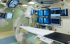 Hybrid Cath Lab and OR Expansion | Nemours Alfred I. duPont Hospital for Children | Wilmington, DE