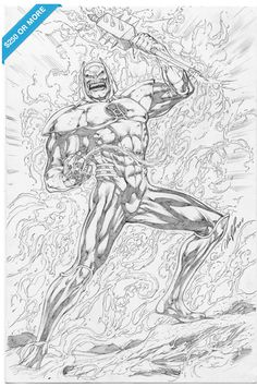 New! A $250 pledge level that includes this Atrocitus original art by Al Rio, the Al Rio Tribute Book Volume One, your name/business name on the Thank You page, the PDF copy *and* free delivery in the States. Check it out here: https://www.kickstarter.com/projects/alrio/al-rio-tribute-art-book-volume-one