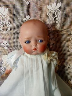 Extra Grumpy Century Doll By Kestner from emmies-antique-doll-castle on Ruby Lane