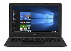 Acer Aspire One Cloudbook, 11-Inch HD, 32GB, Windows 10, Gray (AO1-131-C9PM) includes Office 365 Personal - 1 year