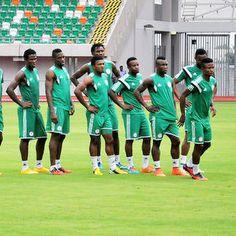 Welcome To Emmanuel Ik blog: FOOTBALL: Big Match feature: Nigeria vs Swaziland