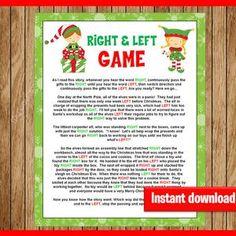 Christmas Gift Exchange Games, Fun Christmas Party Games, Christmas Games For Family, Christmas Crafts For Kids To Make, Christmas Activities, A Christmas Story, Winter Christmas, Holiday Fun, Xmas Games