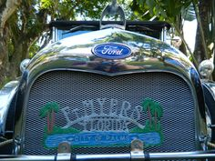Antique Car Show at Edison Ford